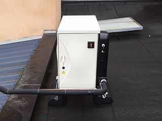 installation de climatiseurs